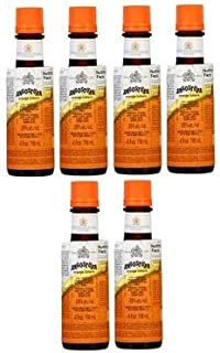 Angostura Orange Bitters, 4 Fl Oz, 2 Count (Pack of 3)