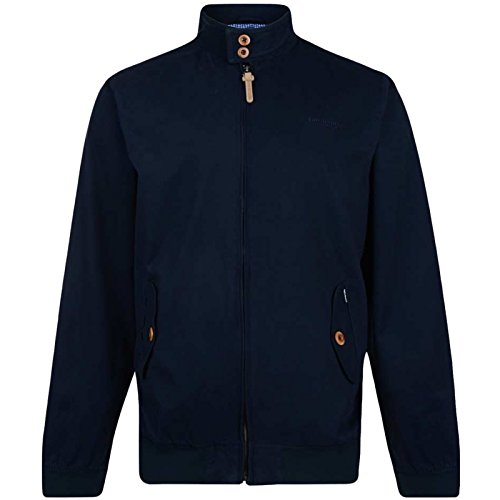 Lambretta Mens Harringtonjacke / Bomberjacke, Mod- / Ska- / Scooter-Jacke. Gr. X-Large, navy