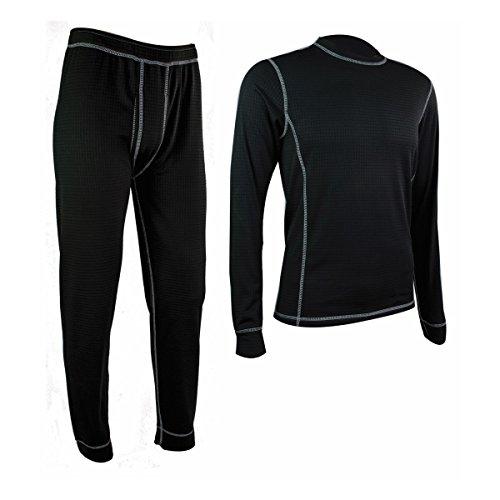 HIGHLANDER sous-vêtements Thermique Homme Taille XXL Noir