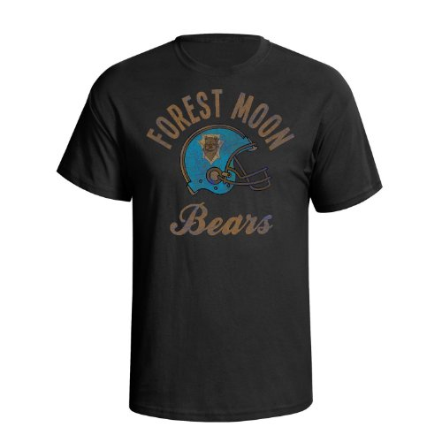 Forest Moon Bears Football Mens Movie Inspired Inspiré du film t shirt