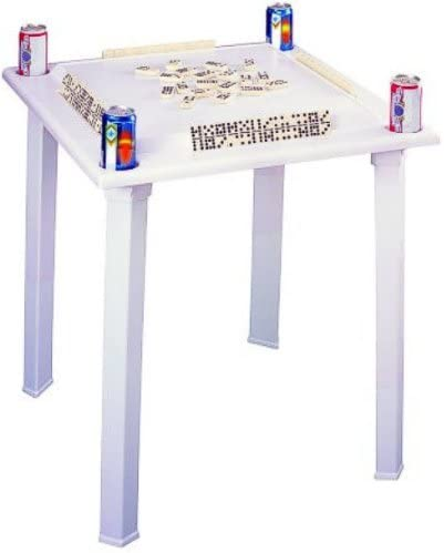 BC Classics Plastic Nippon Translated regular agency Domino Game Tile with Table Racks Drink