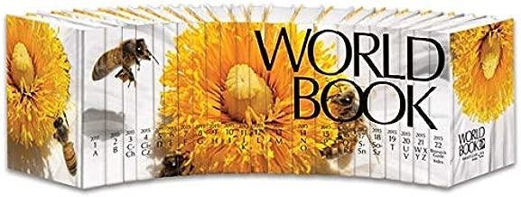 World Book Encyclopedia 2015, 22 Volume Set