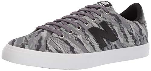 New Balance Men's All Coasts 210 V1 Sneaker, Grey/Black, 11 D US
