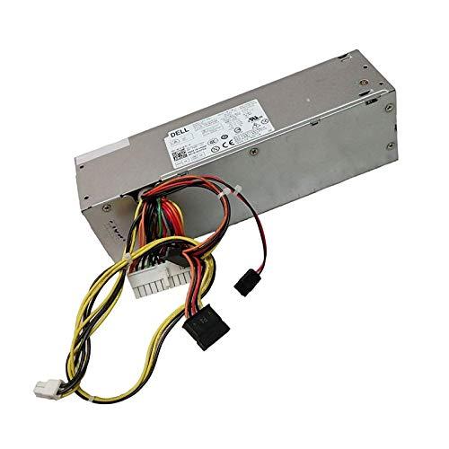 Dell - Fuente de alimentación para PC AC240ES-00 PC1003 0J50TW 390 990 3010 9010 SFF Gold