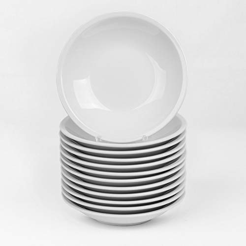 Holst Porzellan CT 121 FA1 Vorteilspack 12er Set Suppenteller 21 cm