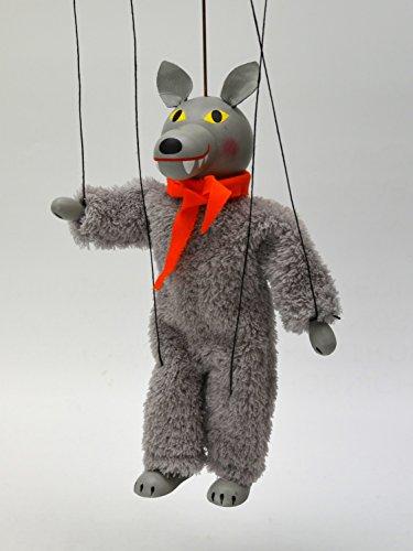 MUBRNO 18113A Marionette, Mehrfarbig