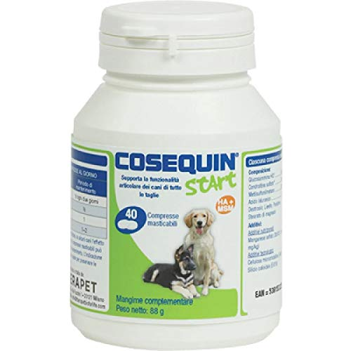 Cosequin 00.1414.00 Start Cane 40Cps - 0.09 kg