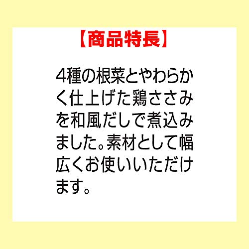 キユーピー キューピー 4種の根菜と鶏ささみ M74