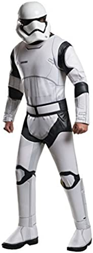 Deluxe Stormtrooper - Star Wars The Force Awakens - Adult Fancy Dress Costume - XL - 44-46  by Rubies