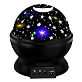 Dreamingbox Educational Gifts for 1-10 Year Old Girls, Star Night Lights for Kids Colourful Xmas...