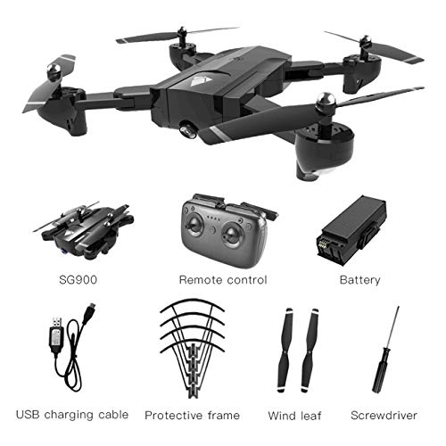 SG900 Faltbare Quadcopter Drone WiFi Drohnen GPS Optical Flow Positionierung