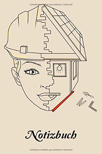 BAUHERRIN BAUTAGEBUCH | Schöners Notizbuch als Geschenk für Frauen zum RICHTFEST | Jahresübersicht 2020 | Tagesplaner | Terminbuch für Baustelle | Hausbau | Bauplanung | Bauarbeiter | Einkaufshelfer