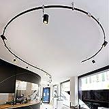 SLV, Faretto per sistema di illuminazione su binario Easytec II, GU10