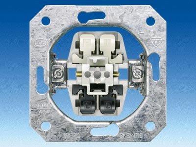 Bjc delta mecanismos - Interruptor bipolar 10a sin garras