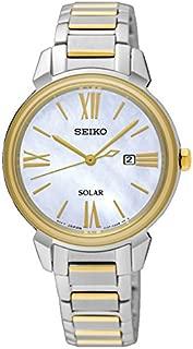 Seiko Women SUT324P Year-Round Analog Solar Powered Multicolour Watch