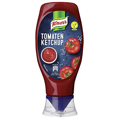 Knorr Ketchup Tomaten, 8 x 430 ml