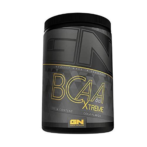 GN Laboratories BCAA Xtreme 8:1:1 Aminosäuren Supplement Bodybuilding 500g (Watermelon-Wassermelone)