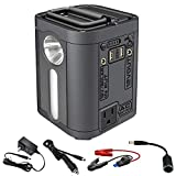 LVYUAN Lithium Portable Power Station Portable Generator 100W 26800mAh CPAP...
