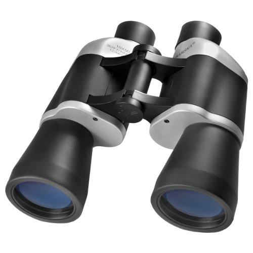 BARSKA Free Focus 10x50 Jumelles Noir/Argent