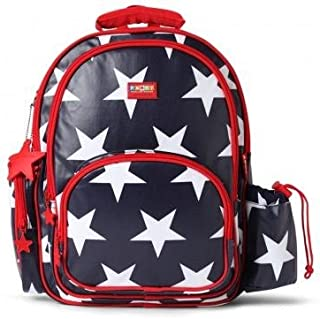 Penny Scallan Backpack Large Navy Star