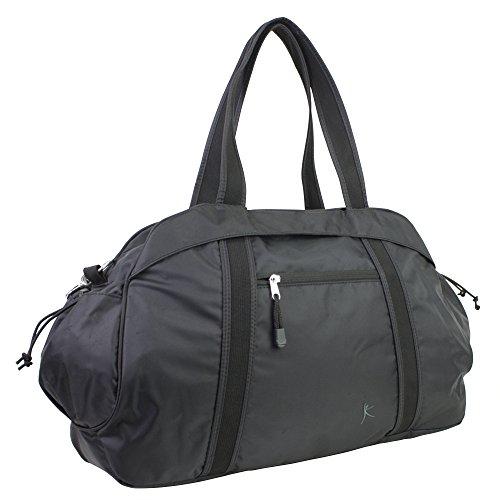 Danskin Duffel Bag (Black)