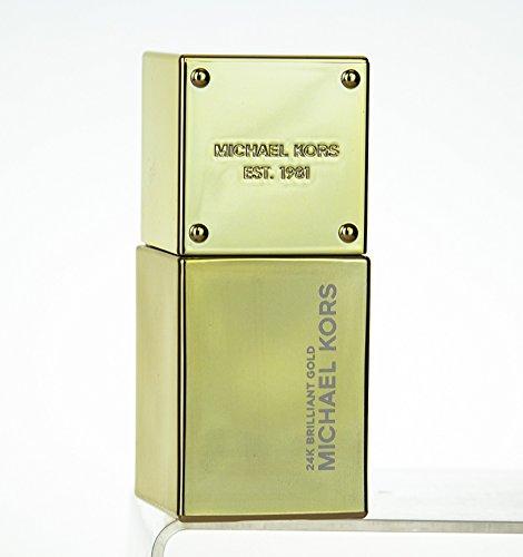 24K Brilliant Gold fur DAMEN von Michael Kors - 100 ml Eau de Parfum Spray