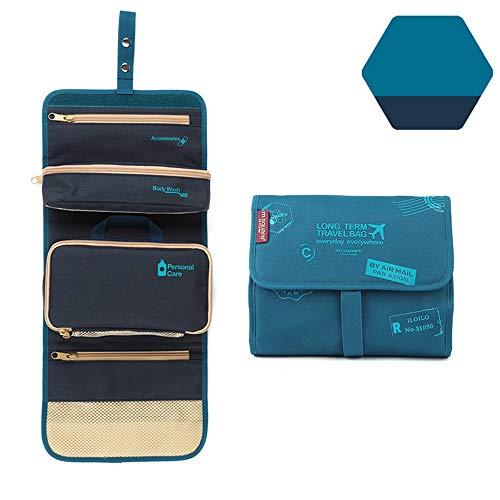Cas cosmétique Sac de rangement à glissière portable for les cosmétiques Pinceaux Maquillage Voyage professionnel Sac Accessoires Voyage grande capacité de lavage Sac étanche option multi-couleurs Sto