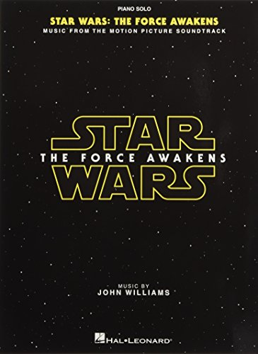Star Wars: Episode VII - The Force Awakens (Solo Piano): Noten, Sammelband für Klavier (Piano Solo Songbook)