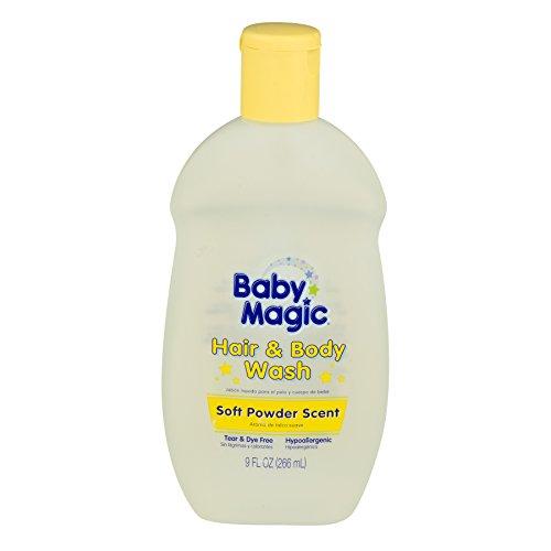 Baby Magic Soft Baby Scent Hair & Body Wash 9 FL OZ