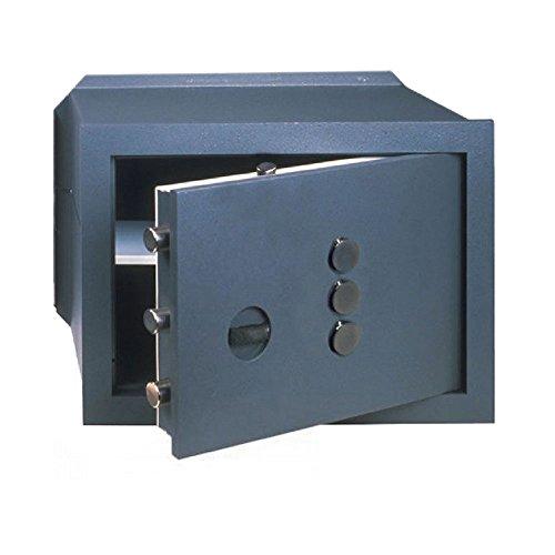 CISA Cassaforte con combinazione da murare L490xH300xP250mm in acciaio 82410/51
