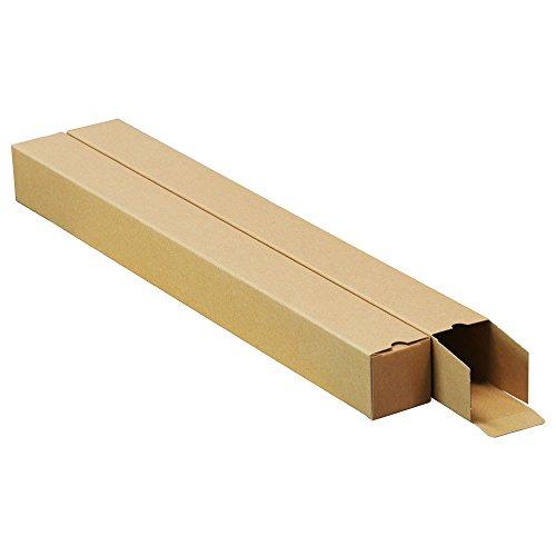 ボックスバンク 紙管 紙筒 ポスター カレンダー 収納 ダンボール箱 A1用 100枚セット MA06-0100