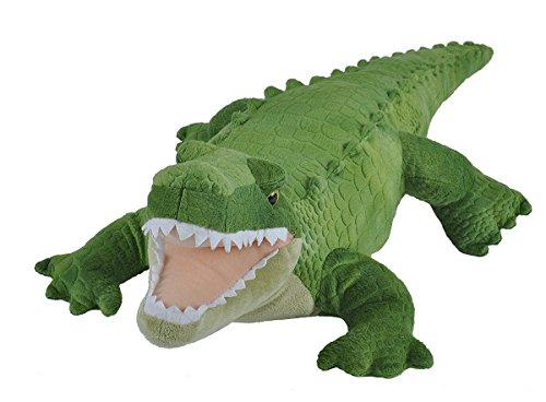 Wild Republic Green Alligator Pl...