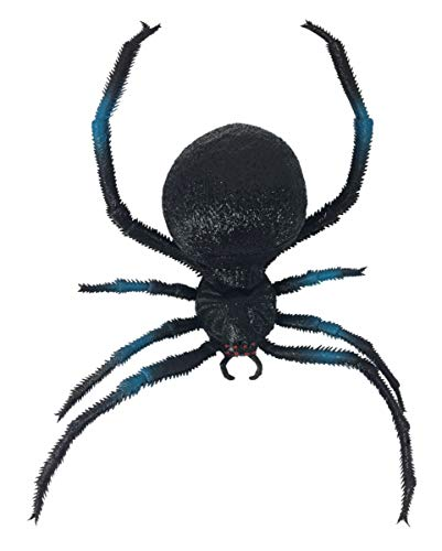 Horror-Shop Black Widow XL grinçant