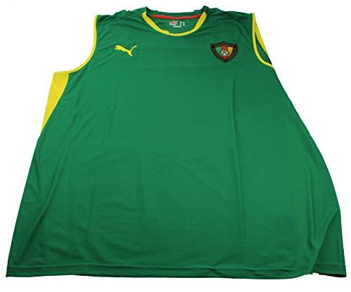 PUMA Cameroon Training Jersey Gr XL Kamerun Herren Trikot 734086 02
