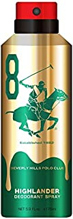 Beverly Hills Polo Club Gold Deo, Highlander, 175ml