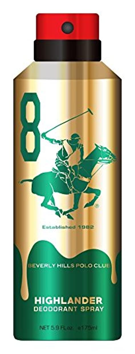 挨拶フルーティー遵守するBeverly Hills Polo Club Gold Deo, Highlander, 175ml