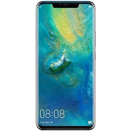 Huawei Mate 20 Pro LYA-L29 128GB + 6GB - Factory Unlocked International Version - GSM ONLY, NO CDMA - No Warranty in The USA (Twilight) (Renewed)