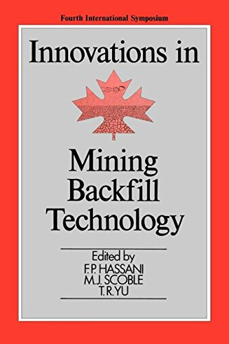 Innovations in Mining Backfill Technology