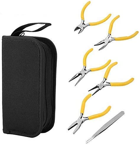 Jewelry Pliers Set Industry No. Discount mail order 1 5pcs Tools Professional Kit R