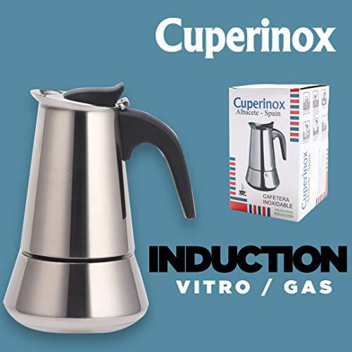 CUPERINOX Cafeteras italianas
