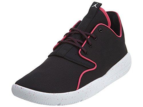 Nike Nike Jordan Eclipse Gg, Mädchen Laufschuhe, Mehrfarbig - Schwarz/Weiß/Pink/White (Schwarz/Weiß-Vivid rosa-weiß) - Größe: 35 1/2