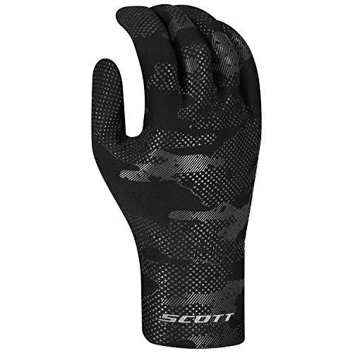 SCOTT 275401, Guanti Ciclismo Unisex Adulto, Black, XL