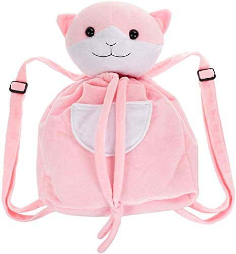 Anime Cosplay Cute Cat Backpack Mad…