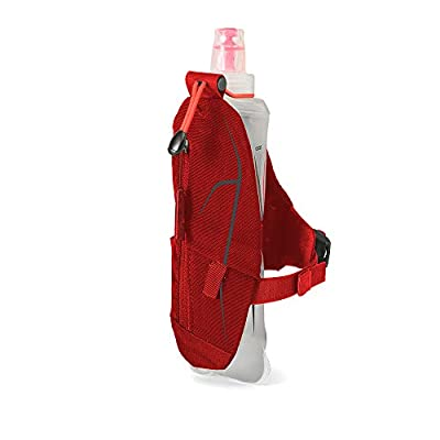 Osprey Duro Handheld Hydration Grip with 250 ml Hydraulics Soft Flasks - Phoenix Red (O/S)