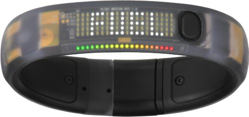 New Nike+ FuelBand Black Ice Small
