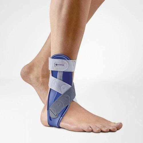 Bauerfeind - MalleoLoc - Ankle Brace - Stabilize Your Ankle While Maintaining Mobility - Left Ankle - Size 1
