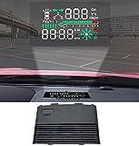 QHCP Car HUD Safe Drive Display Reflecting...