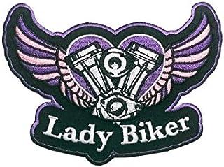 /Parche para planchar Harley Davidson 22,5/cm /águila Eagle Shield Moto Motocicleta Club Art/ículo eird al d/ía siguiente Env/ío./