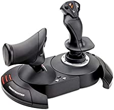 Thrustmaster T.Flight HotasxJoystick Pc, Playstation 3 Nero