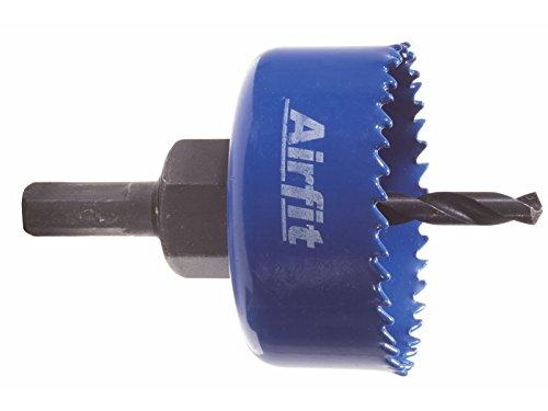Airfit Kreisschneider zum Bohren Ø 59 mm in HT-und KG-Rohr mit Sechskantaufnahme